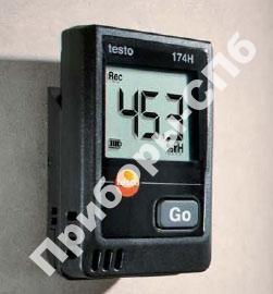 testo 174H - минилоггер влажности и температуры